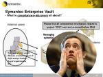symantec enterprise vault what is compliance e discovery all about