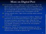 more on digital pest