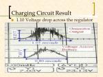 charging circuit result