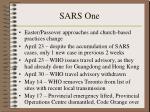 sars one32