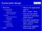 sustainable design26