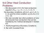 9 6 other heat conduction problems