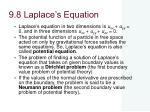 9 8 laplace s equation