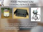 food preparation cooking service area16