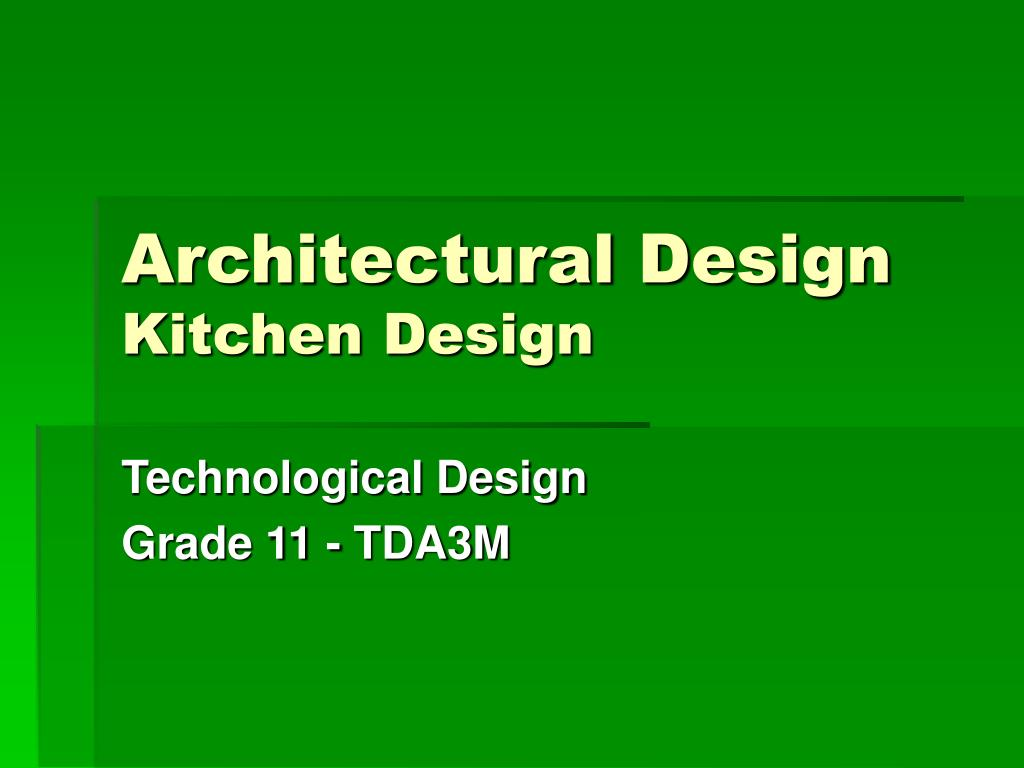 architectural design kitchen design l.