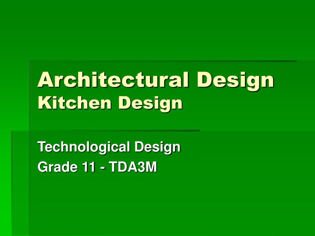 architectural design kitchen design l.