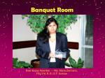 banquet room15