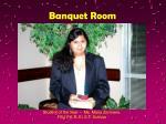 banquet room19