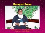banquet room21