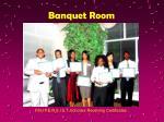 banquet room23