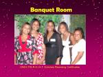 banquet room25