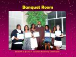 banquet room27