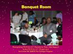 banquet room34