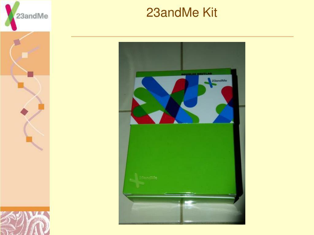 23andMe Kit
