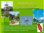 aplica ii energie solar