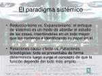 el paradigma sist mico14