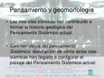 pensamiento y geomorfolog a8