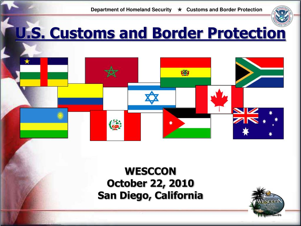 u s customs and border protection l.