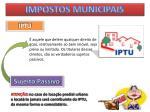 impostos municipais11