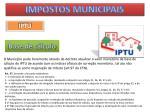 impostos municipais19