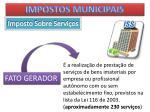 impostos municipais26