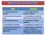 impostos municipais36