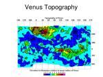 venus topography