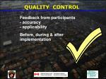 quality control58