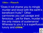 ethics plutarch
