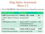 drug safety assessment phase 2 38