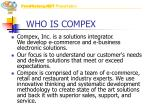 who is compex