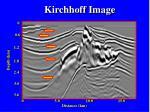 kirchhoff image