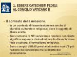 1 essere catechisti fedeli al concilio vaticano ii6