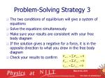 problem solving strategy 3
