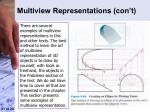multiview representations con t21