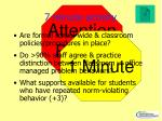 7 minute activity