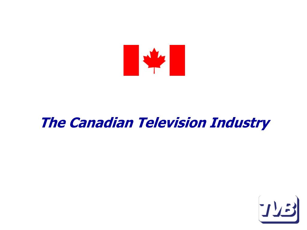 the canadian television industry l.