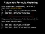 automatic formula ordering28