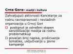 crna gora mediji i kultura22