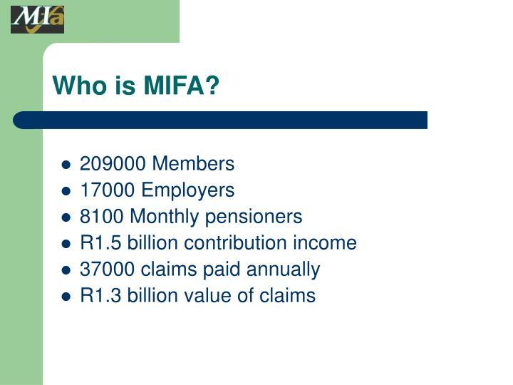 Who is mifa2