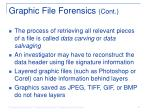 graphic file forensics cont