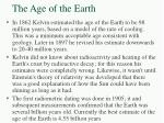 the age of the earth48