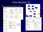 vista modular 2