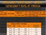 condiciones geom tricas tr fico y capacidad y nivel de servicio18