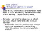 tozer chapter 1 understanding school and society7