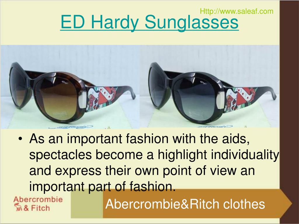 As an important fashion with the aids, spectacles become a highlight individuality and express their own point of view an important part of fashion.