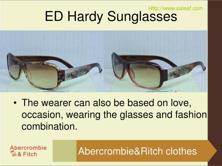 Ed hardy sunglasses3