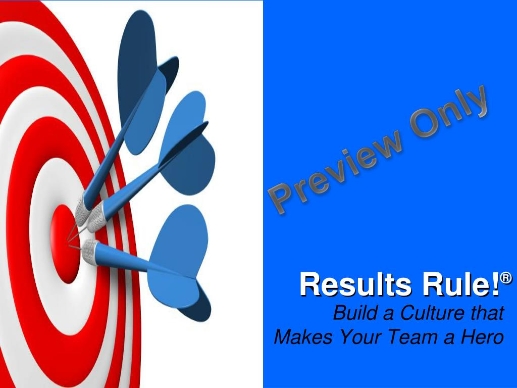 results rule l.
