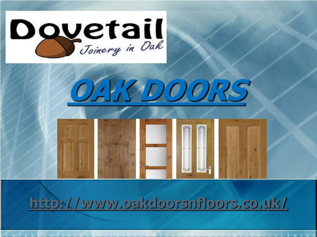 oak doors l.