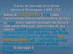 charles de secondat de la br de barone di montesquieu 1689 1755